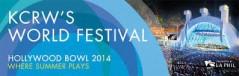 KCRW's World Festival 2014