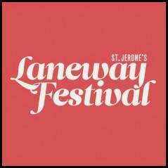 Laneway Festival Perth 2015 lineup