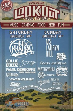Lookout Music Festival 2014