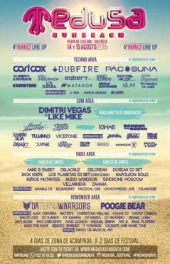 Medusa SunBeach Festival 2015
