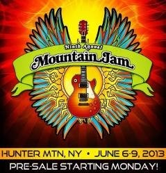 Mountain Jam Festival 2013