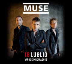 Programma Rock in Roma 2015
