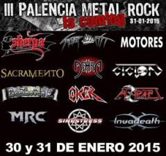 Palencia Metal Rock 2015
