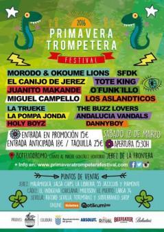 Primavera Trompetera Festival 2016