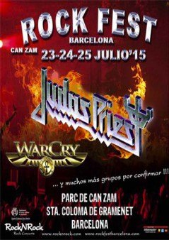 Rock Fest BCN 2015