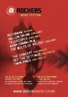 Rising Tides Festival 2012 lineup