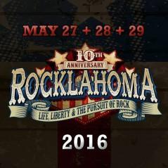 Rocklahoma 2016 lineup
