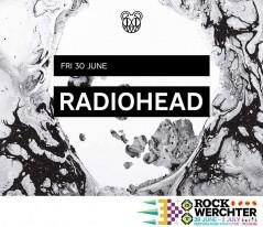Rock Werchter Festival 2017 affiche