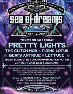 Sea of Dreams 2014