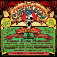 ShipRocked 2017 lineup