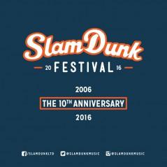 Slam Dunk Festival South 2016