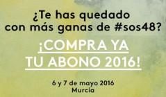 Cartel SOS 4.8 2016