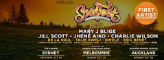 Soulfest Auckland 2015 lineup