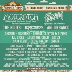 Summer Camp Festival 2016