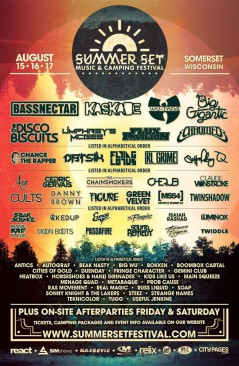Summer Set Music Festival 2014