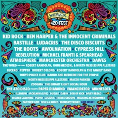 Sweetwater 420 Fest 2016