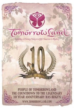 Cartel Tomorrowland 2014