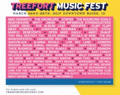 Treefort Music Festival 2017 lineup