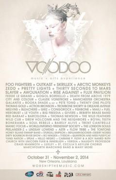 Voodoo Experience 2014