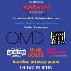 Wychwood Music Festival 2017 lineup