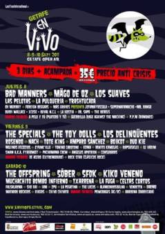 Cartel En Vivo 2011