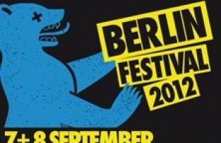 Berlin Festival 2012Line up