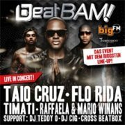 beatBam! 2012Line up