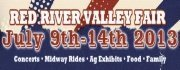 Red River Valley Fair 2013 lineup