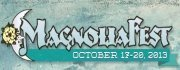Magnolia Fest 2013 lineup