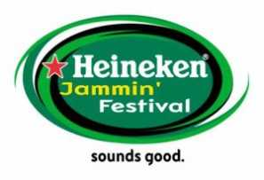 Programma Heineken Jammin Festival 2010