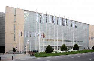 Palacio Municipal de Congresos (Campo de las Naciones)