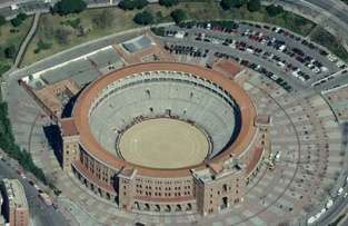 Resultado de imagen de Plazas de toros de Bilbao y Madrid