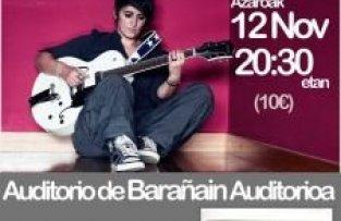 Auditorio de Barañain