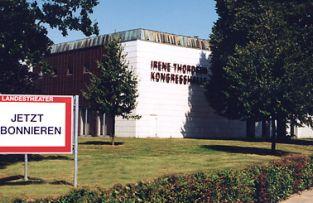 Irene-Thordsen-Kongresshalle Husum