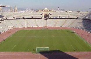 Estadio Olímpico de Montjuïc