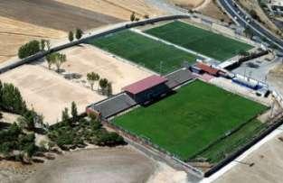 Campo de Fútbol de la Aldehuela